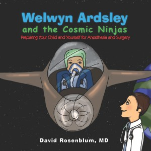 Welwyn Ardsley and the Cosmic Ninjas Book cover